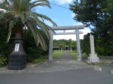 Yaku_Shrine_Torii